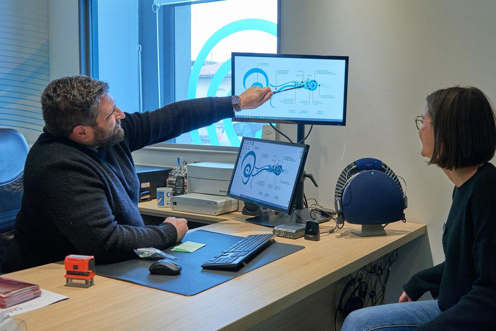 Prévention du risque auditif, AUDITION DEL RIO audioprothésistes à Bordeaux