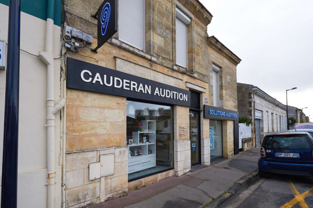 Caudéran Audition, AUDITION DEL RIO audioprothésistes à Bordeaux
